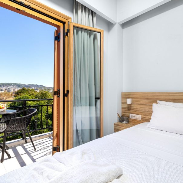 Superior Studio with Balcony in view