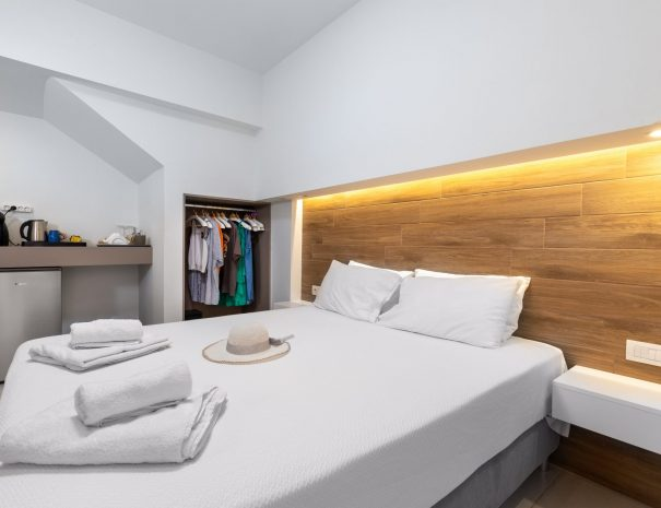 Superior Studio with Terrace bed