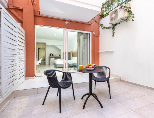 Superior Studio with Terrace relax